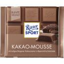 Ritter Sport cocoa mousse 100g blackboard