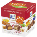 Ritter Sport chocolate dice 176g box