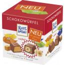 nagyker Élelmiszer- és élvezeti cikkek: Ritter Sport csokoládé kocka 176g doboz