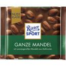 hurtownia Artykuly spozywcze & uzywki: Ritter Sport Nut Class Whole Almond 100g Tablica