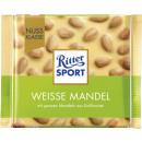 Ritter Sport Nuss Klasse weisse mandel100g Tafel