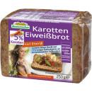 Mestemacher carrot bread egg white250g