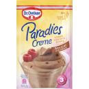 grossiste Aliments et boissons: Dr. Oetker paradis nougat à la crème