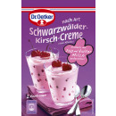 Dr.Oetker black cherry cream