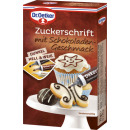 Dr. Oetker sugar chocolate 75g