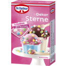 Dr.Oetker decor stars 60g
