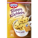 Großhandel Lebensmittel: Dr.Oetker tassenkuchen schokino 50g 7