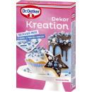 Dr.Oetker decor creation blue 60g 277