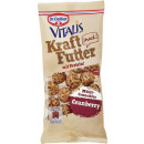 Dr.Oetker vit concentrated feed cranberry 45g bag