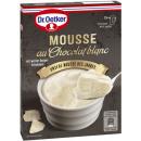 Großhandel Nahrungs- und Genussmittel: Dr.Oetker mousse d.j. blanc250ml