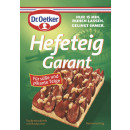 Dr. Oetker yeast dough guaranteed