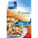 Großhandel Nahrungs- und Genussmittel: Koelln früchtemüsli o.zuck.500g