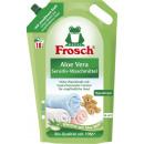 Großhandel Reinigung: frosch Aloe wm Flasche 18 Waschladungen Beutel