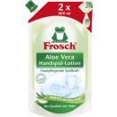 Großhandel Reinigung: frosch sm Aloe 800ml Nachfüller