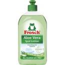 Großhandel Reinigung: frosch sm Aloe vera 500ml Flasche