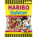 wholesale Food & Beverage: Haribo stafetten 175g bag