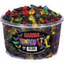 wholesale Food & Beverage: Haribo vampis 150 pcs. Tin