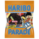 Haribo licorice parade 200g bag