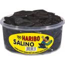 Großhandel Nahrungs- und Genussmittel: Haribo salino 150 stk Dose