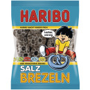 Haribo salt pretzel 200g bag