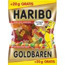 wholesale Food & Beverage: Haribo gold bears + 10% more 220g bags