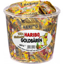 Haribo gold bear minis 100 pcs bag