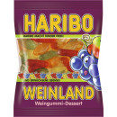 Haribo wineland 100g bag
