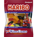Haribo wine gums 500g bag