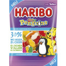 Haribo fruit penguins sugared.160g bag