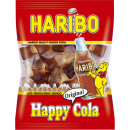 Haribo happy-cola 100g bag