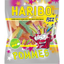 Haribo sour chips 200g bag
