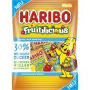 wholesale Food & Beverage: Haribo fruitilicious minis 200g bag