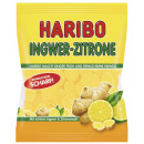 Haribo ginger-lemon 175g bag