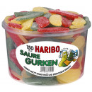 Haribo sour cucumbers 150 pcs