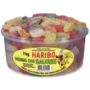 Haribo take you sour 1kg rd tin