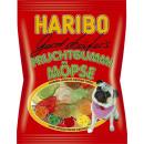 Haribo fg pugs 200g bag