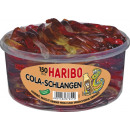 Haribo cola-snakes 150 pcs. Tin
