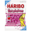 Haribo heart quake 175g bag
