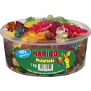 Haribo phantasia round can 1kg tin