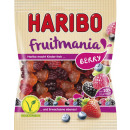 Haribo fruitmania berry 175g bag