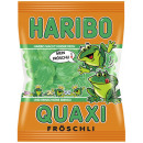 Haribo frogs quaxi 200g bag