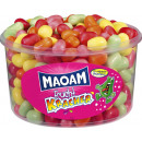 grossiste Aliments et boissons: koacher de fruits maoam 265 pièces