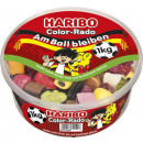 Tondo Haribo color-rado in lattina da 1 kg