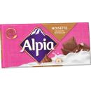 alpia noisette 100g bar