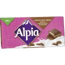 wholesale Food & Beverage: alpia cappuccino cream 100g bar