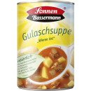 ingrosso Alimentari & beni di consumo: Zuppa di gulasch Sonnen-Bassermann 400ml 0 tin