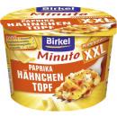 Großhandel Nahrungs- und Genussmittel: Birkel minuto xxl paprikahuhn 82g Becher