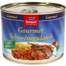 groothandel Food producten: met varkensvlees goulash 500 g blik