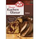 Großhandel Nahrungs- und Genussmittel: ruf kuchenglasur kakao100g