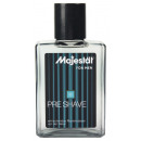 Großhandel Rasur & Enthaarung: majestät pre shave.125ml Flasche